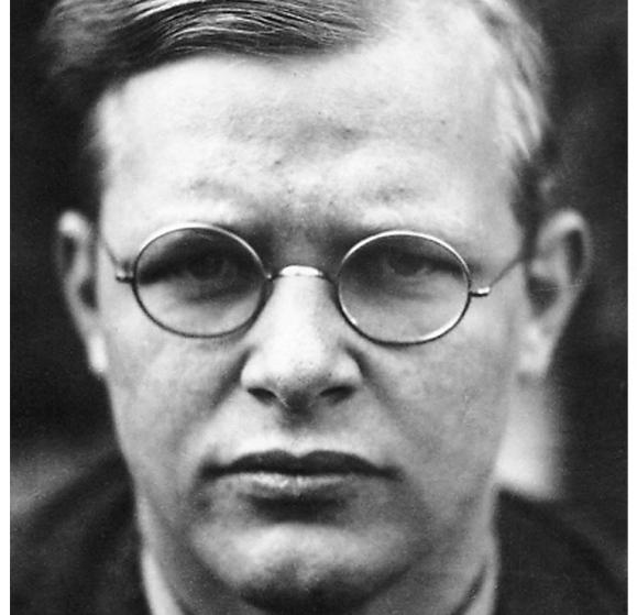 Portrait of Dietrich Bonhoeffer